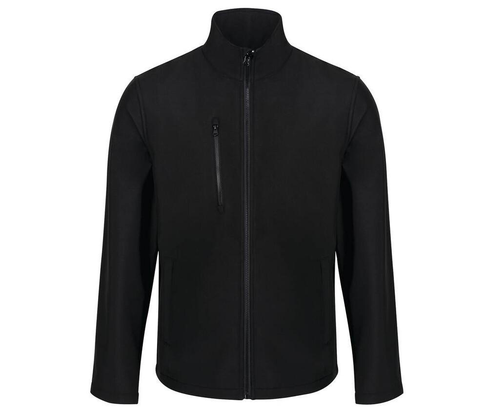 Regatta Veste Softshell 3 couches Black/Black - Regatta RGA610 - Taille L