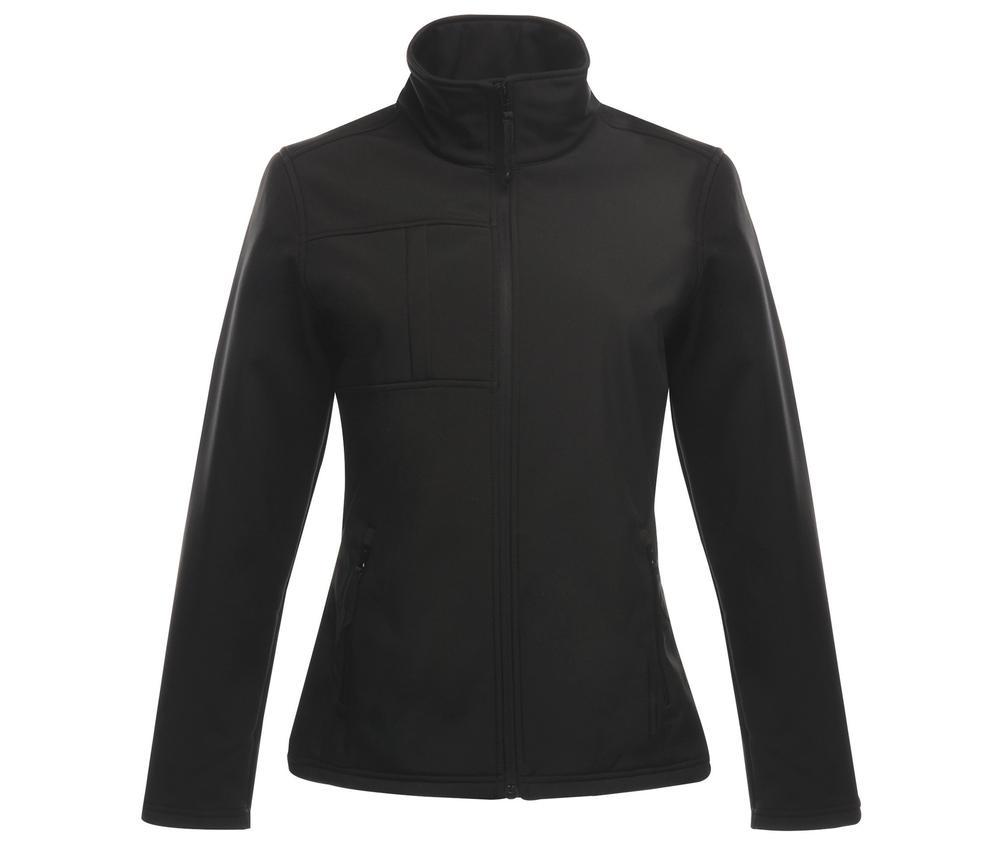Regatta Softshell femme 3 couches Black/Black - Regatta RGA689 - Taille XL