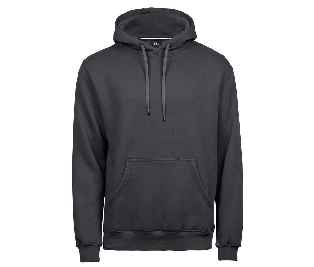 Tee Jays TJ5430 - Hommes Sweat capuche 70/30 Dark Grey - Taille M