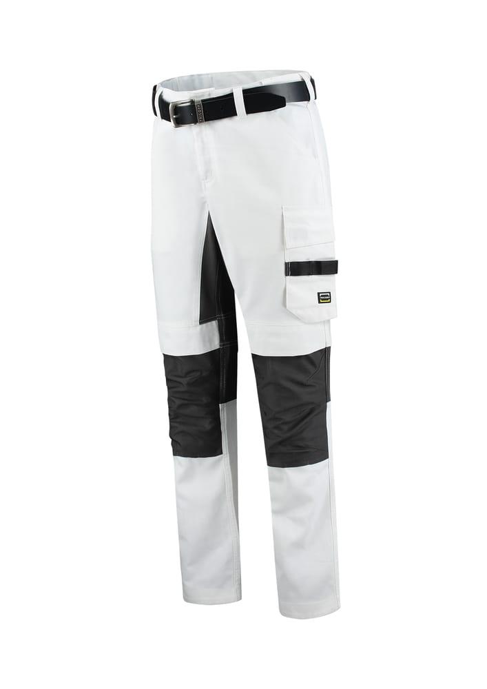 Tricorp T73 - Painter's Pants Twill Cordura Stretch pantalon de travail unisex Blanc - 42