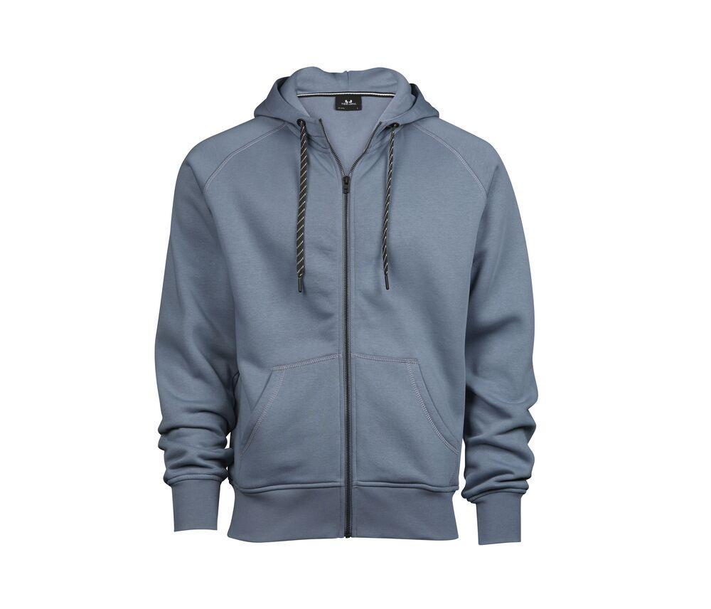 Tee Jays TJ5435 - Sweat zippe homme Flint Stone - Taille XL