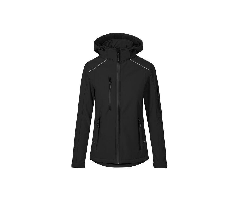 Promodoro Veste Softshell femme 3 couches Black - Promodoro PM7855 - Taille S