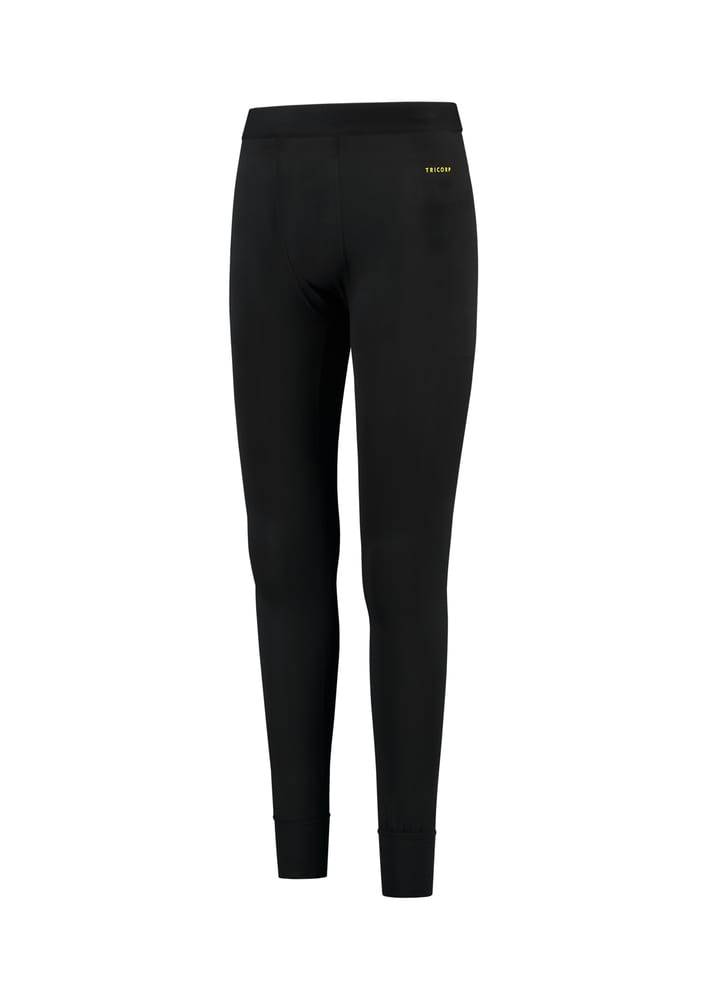 Tricorp Thermal Underwear sous-vetements unisex Noir - Tricorp T75 - Taille S