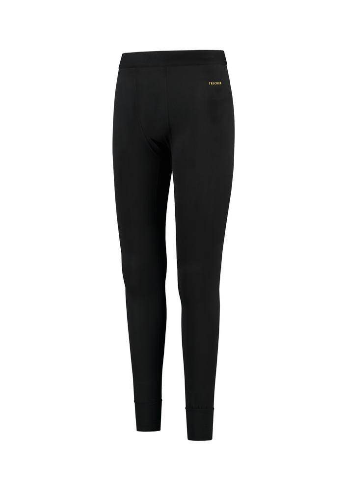 Tricorp Thermal Underwear sous-vetements unisex Noir - Tricorp T75 - Taille L