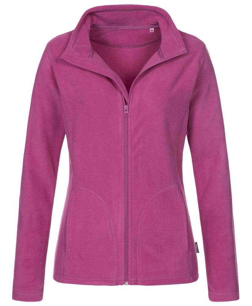 Stedman ACTIVE Veste polaire pour femmes  Cupcake Pink - Stedman STE5100 - Taille S