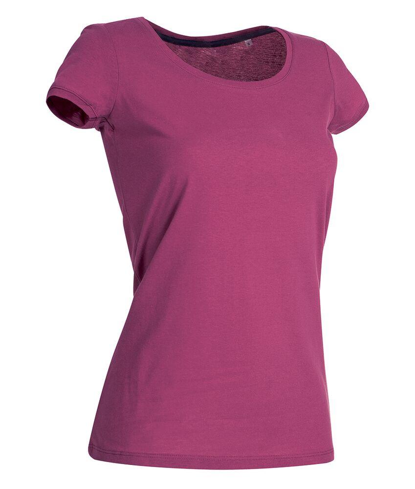 Stedman Tee-shirt Col Rond pour Femmes Cupcake Pink - Stedman STE9120 - Taille XL