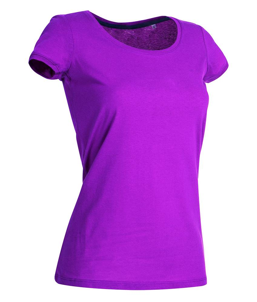 Stedman Tee-shirt Col Rond pour Femmes Cupcake Pink - Stedman STE9120 - Taille L
