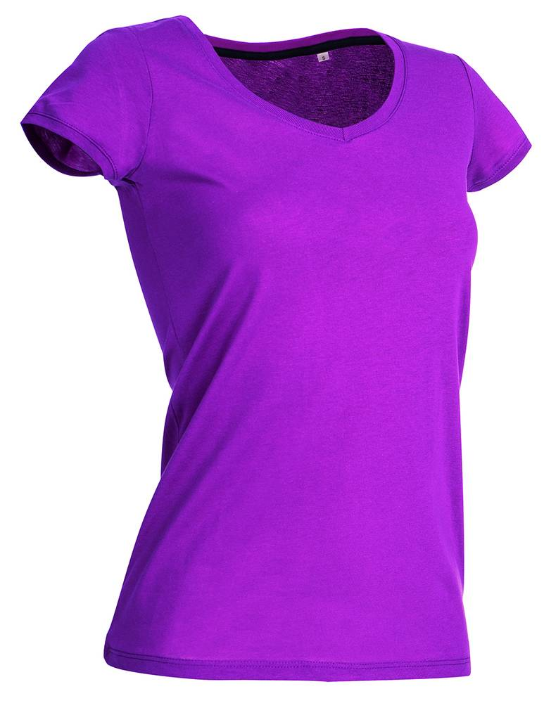 Stedman T-shirt manches courtes pour femmes Megan SS Cupcake Pink - Stedman STE9130 - Taille S