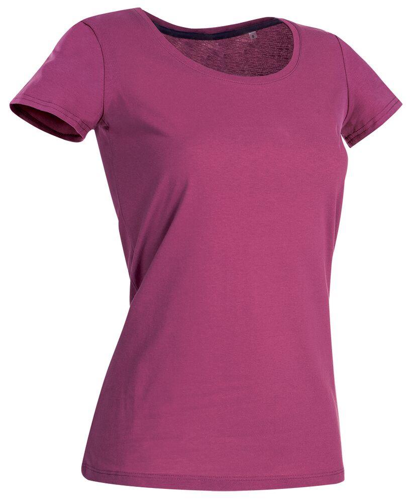 Stedman Tee-shirt pour Femmes Col Rond Cupcake Pink - Stedman STE9700 - Taille XL