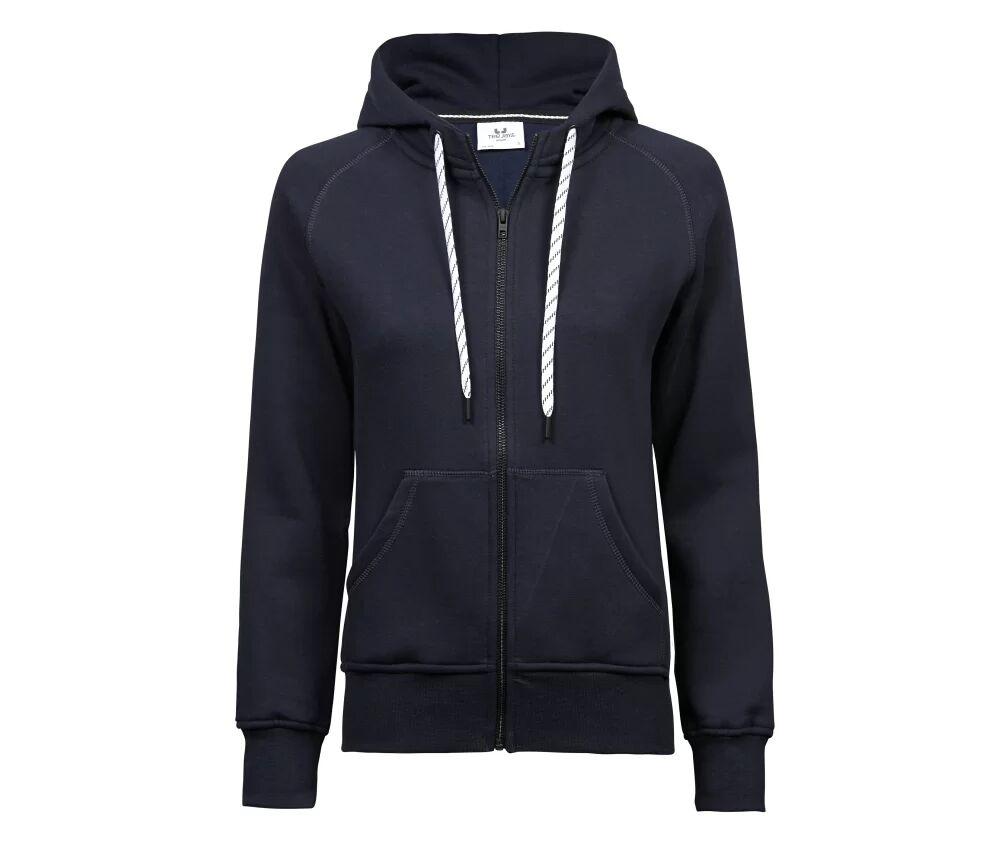 Tee Jays TJ5436 - Sweat zippe femme Navy - Taille M