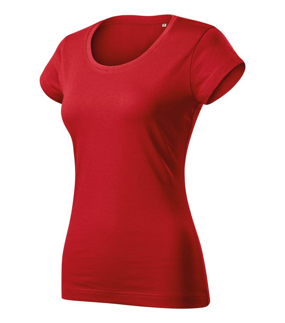 Malfini F61 - T-shirt Viper Free femme Rouge - Taille M