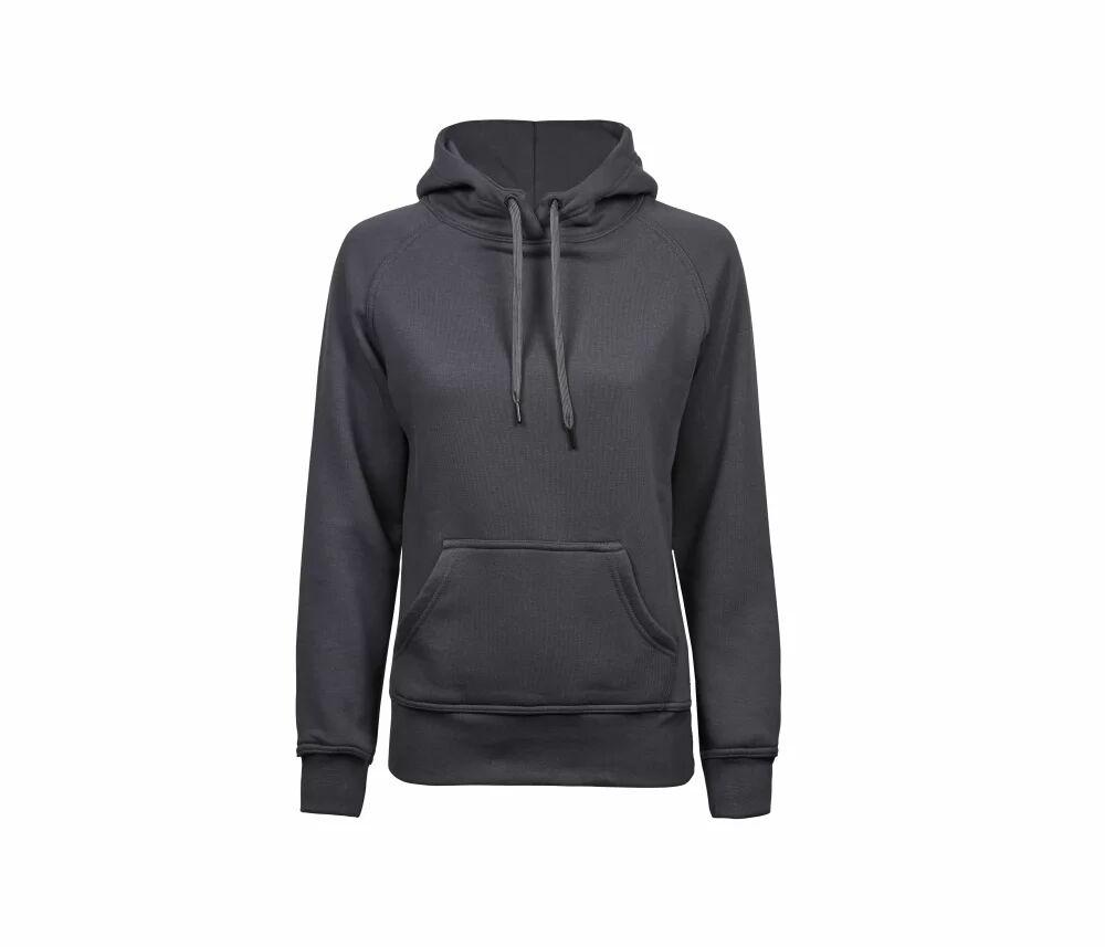 Tee Jays TJ5431 - Sweat capuche femme 70/30 Dark Grey - Taille L