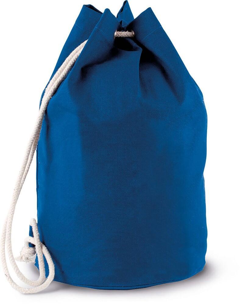 Kimood Pack 50 Kimood KI0629 - Unisexe Sac marin en coton avec cordon Vintage Khaki
