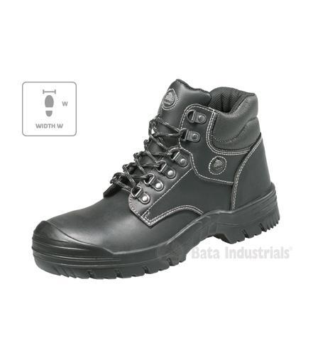 RIMECK B26 - Unisexe Chaussures de sécurité montantes Stockholm XW mixte  Noir - 39