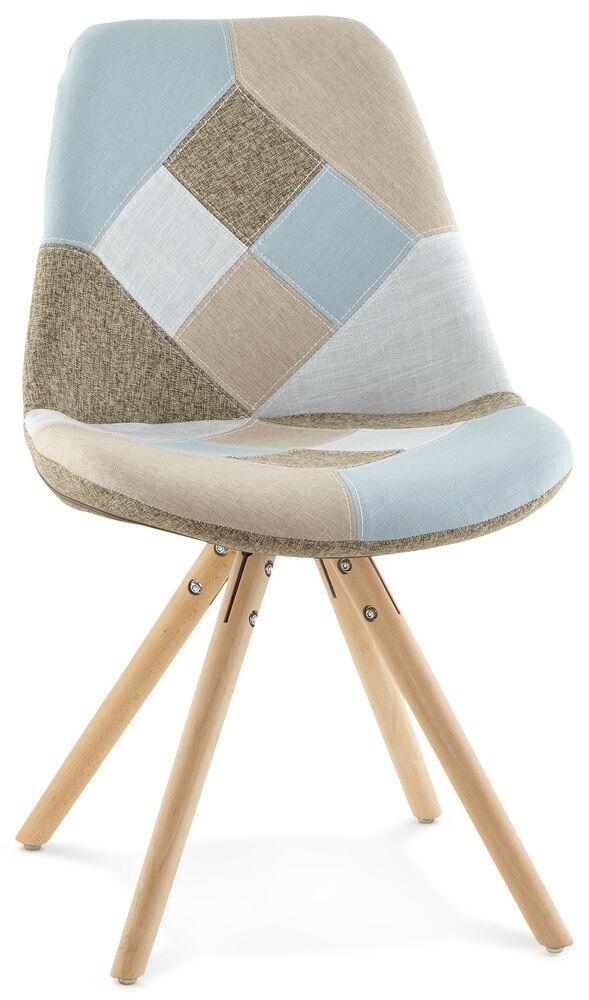 Atelier Mundo Chaise design DIVERS - Atelier Mundo BOHEMY - Taille 83 x 57 x 50
