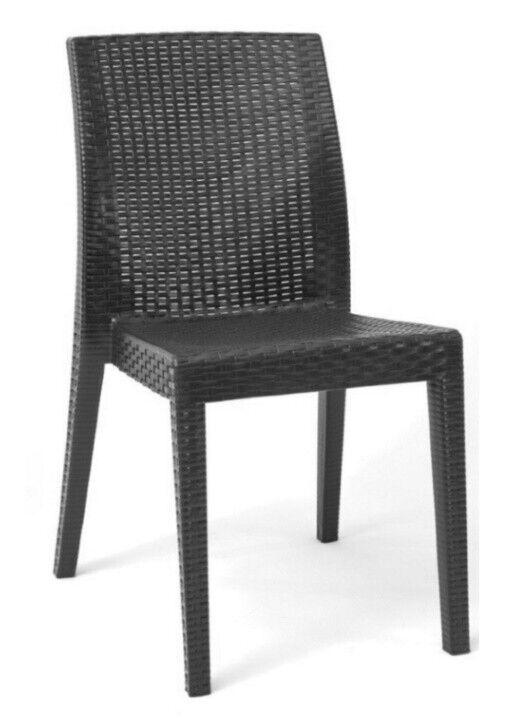 SDM 529.SGLADYRCH - Pack de 4 - Chaise GLADY - Taille OS