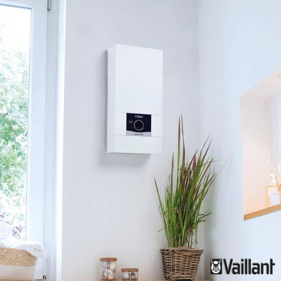 Vaillant electronicVED E Chauffe-eau instantané, réglage électronique, 30 à 55 °C, 0010023777