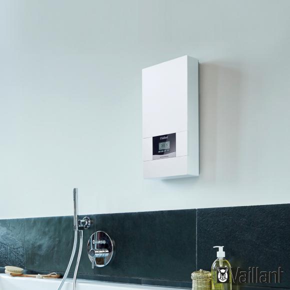 Vaillant electronicVED E plus Chauffe-eau instantané, réglage électronique, 20 à 55 °C, 0010023766