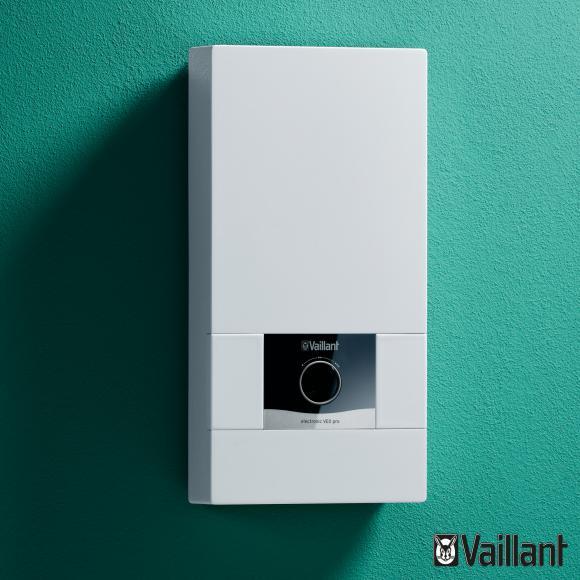 Vaillant electronicVED pro Chauffe-eau instantané, réglage électronique, 35 °C, 45 °C ou 55 °C, 0010023793