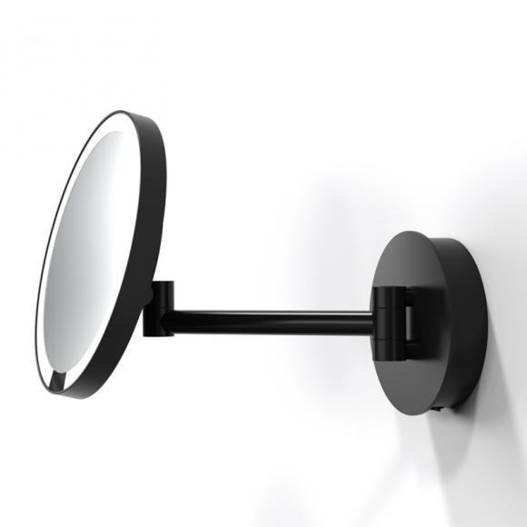 Decor Walther JUST LOOK WR Miroir cosmétique mural, à LED, avec batterie, 0122360