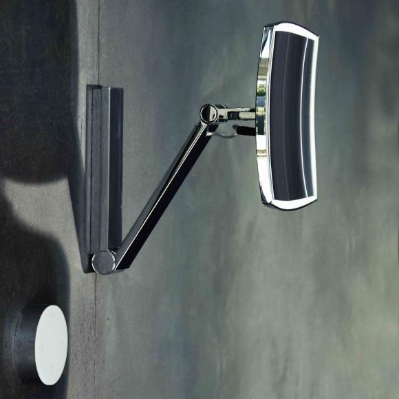 Keuco iLook_move Miroir cosmétique, câblage encastré, luminosité réglable, 17613019002