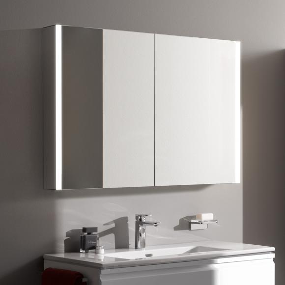 LAUFEN frame 25 Armoire de toilette avec éclairage LED, 7612738318659