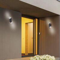Paul Neuhaus Ryan Applique murale LED avec détecteur de mouvements, 2 sources de lumière, 9772-13 <br /><b>122.72 EUR</b> Reuter.com