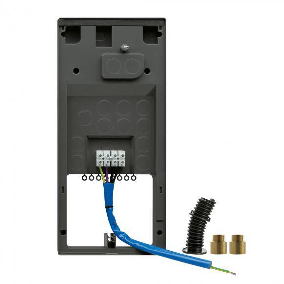 AEG Cadre de montage MR110 pour chauffe-eau instantané, 227701