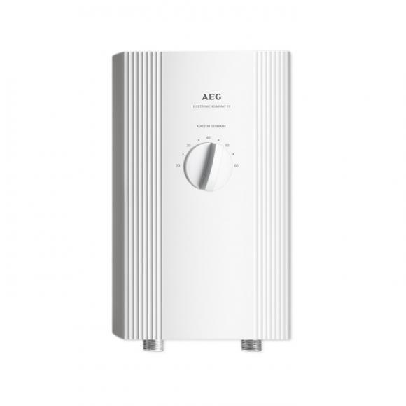 AEG DDLE Chauffe-eau instantané compact OT, régulation électronique, 20 à 60 °C, 232793