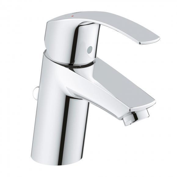 Grohe Eurosmart Mitigeur mono. lavabo, chauffe-eau à écoulement libre, taille S, 23459002