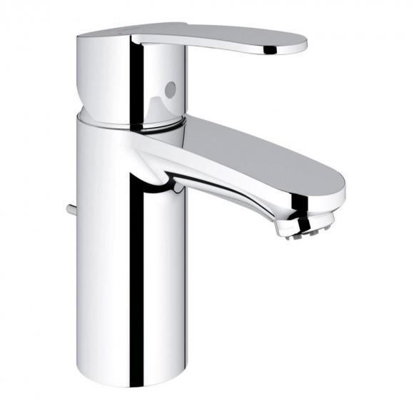 Grohe Eurostyle Cosmopolitan Mitigeur mono. lavabo,chauffe-eau à écoulement libre taille S, 33561002
