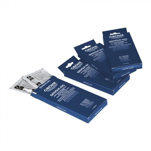Grohe Produit anti-calcaire pour Grohe Sensia IGS WC Lavant, 4688200M