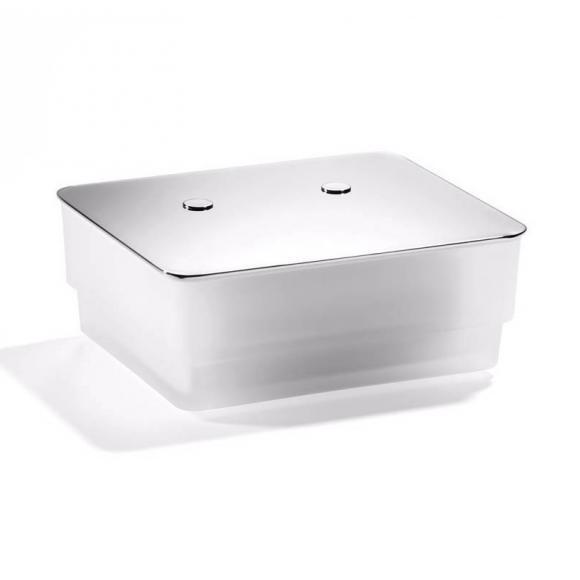 Giese WC-Uno Récipient en verre pour lingettes, 31773-02