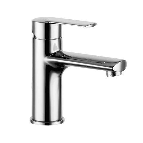 Herzbach Cool Mitigeur monocommande de lavabo pour chauffe-eau à écoulement libre, 54.121310.3.01