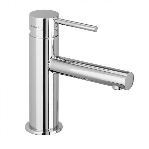 Herzbach Design New Mitigeur monocommande de lavabo pour chauffe-eau à écoulement libre, 10.145320.2.01