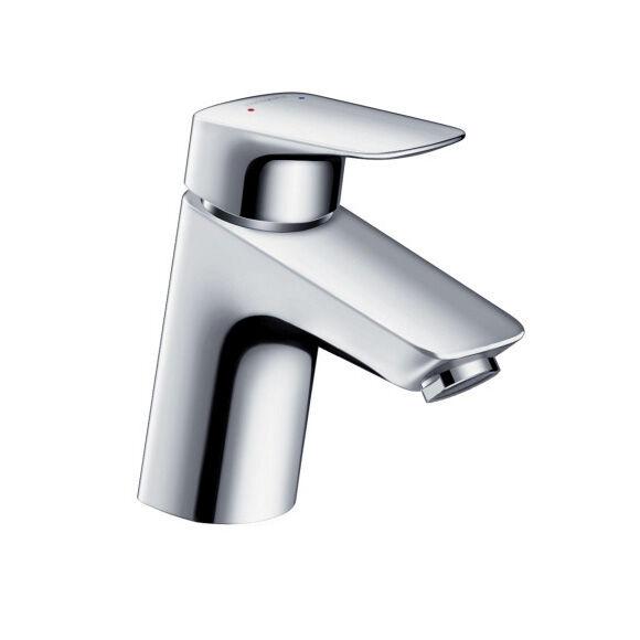 Hansgrohe Logis 70  Mitigeur monocommande lavabo basse pression, pour chauffe-eau à écoulement libre, 71074000