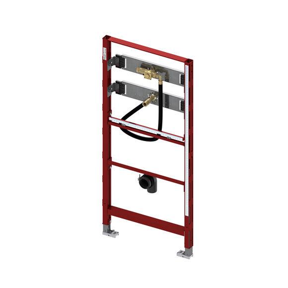 TECE profil Module pour urinoir, H : 112 cm, avec boîtier de chasse d'eau TECE, 4027255011540