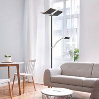 B-LEUCHTEN DOMI Lampadaire LED avec bras de lecture, variateur et CCT, 4045542221205 <br /><b>380.34 EUR</b> Reuter.com