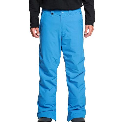 Quiksilver Pantalon de snow Bleu...