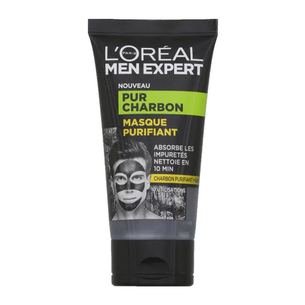 L'Oréal Paris Masque purifiant Pure Charbon L'Oréal Men Expert