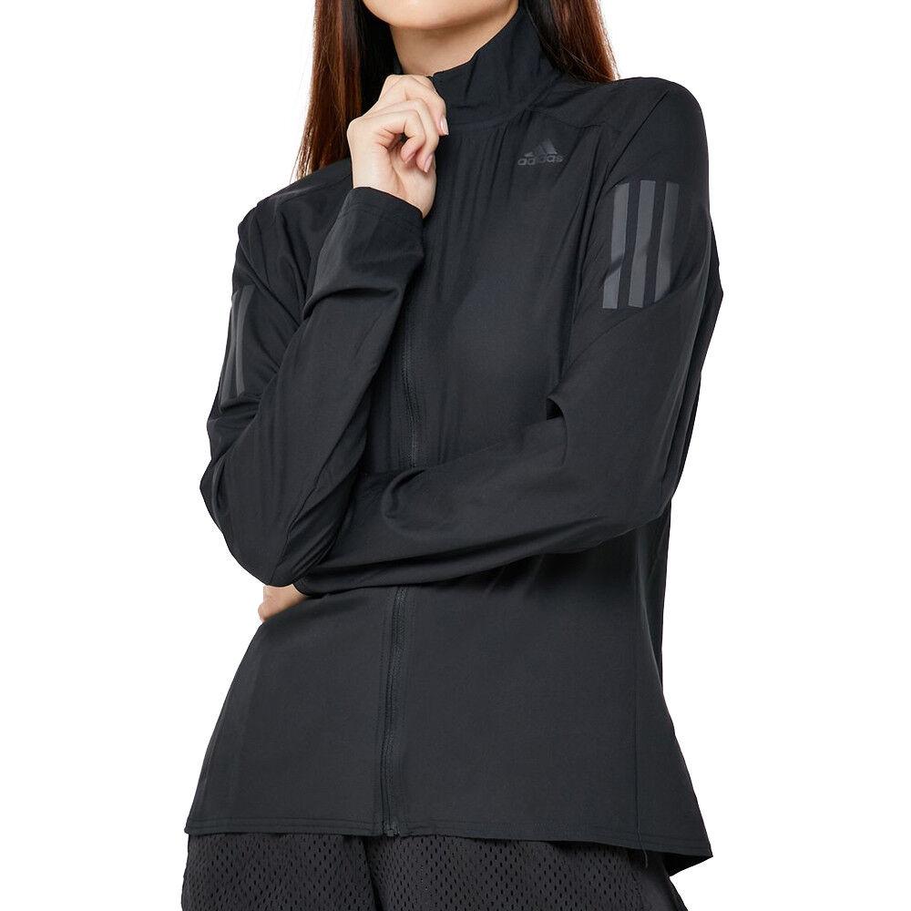 Adidas Veste noire femme Adidas Own The Run  - Gris - L