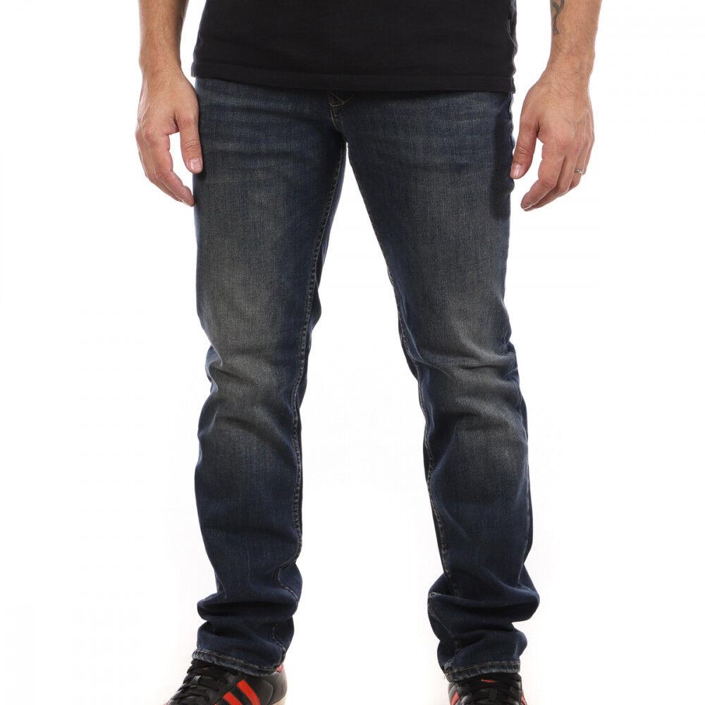 Kaporal Jeans Straight Marine Kaporal Datte  - Bleu - 32
