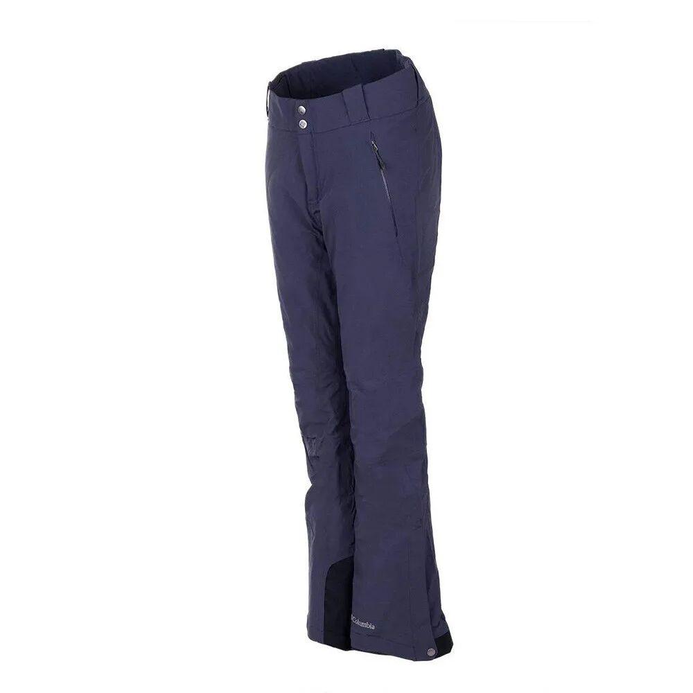 Columbia Millenium Blur Femme Pantalon de Ski Gris Columbia  - Bleu - M