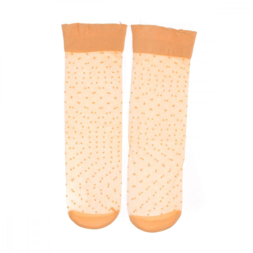 Vero Moda Chaussettes Orange Femme Vero Moda Tilla  - Vert - M
