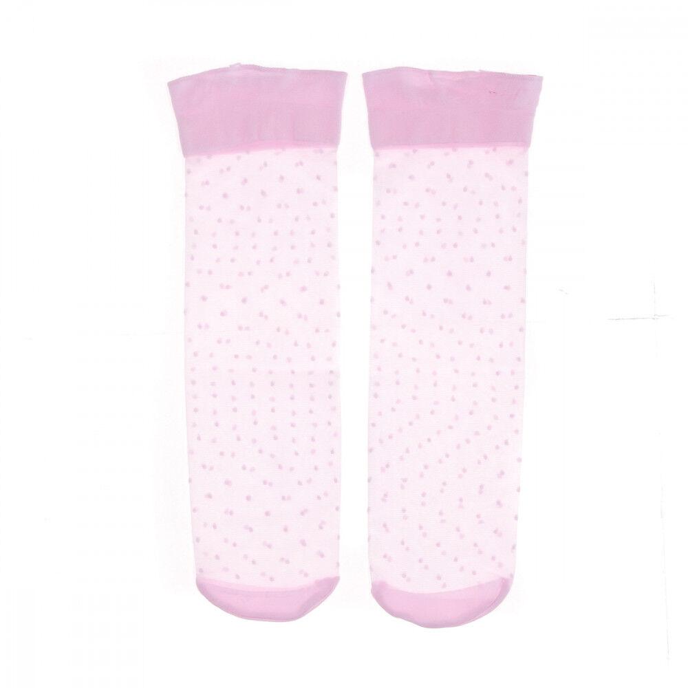 Vero Moda Chaussettes Rose Femme Vero Moda Tilla  - Marron - XL