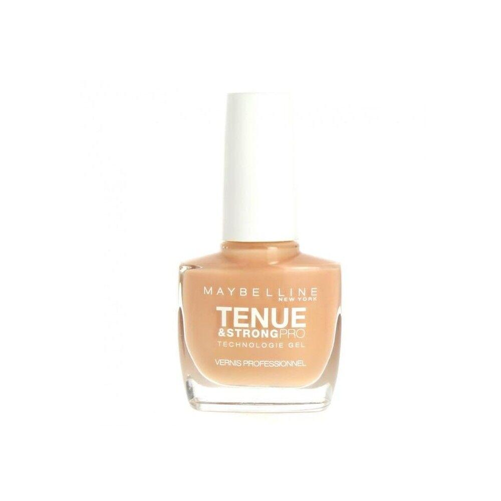 Gemey Maybelline Vernis à ongles Tenue & Strong Gemey Maybelline - 75 Ivoire Rosé  - Rose