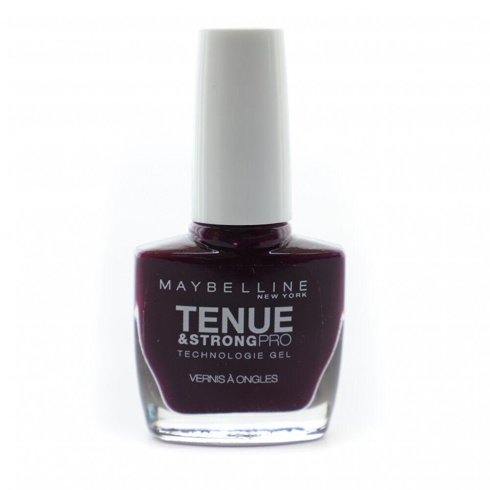 Gemey Maybelline Vernis à Ongles Tenue & Strong PRO Gemey Maybelline 904 Originator  - Rose