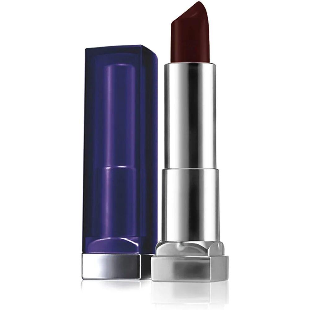 Gemey Maybelline Rouge à lèvres Color Sensational 885 Midnight merlot Gemey Maybelline  - Rose