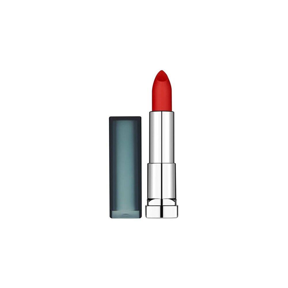 Gemey Maybelline Rouge à lèvres Color sensational Mat Gemey Maybelline 965 Siren in scarlet  - Rose - TU