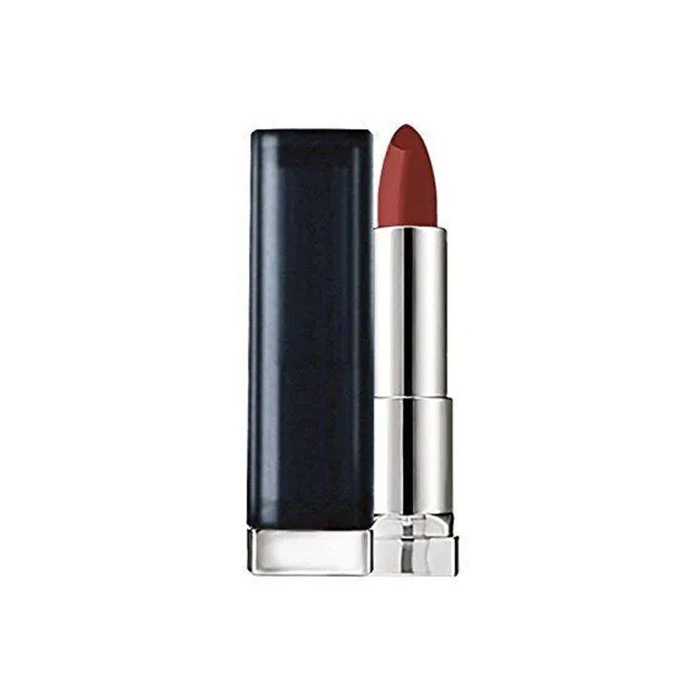 Gemey Maybelline Rouge à lèvres Color sensational Mat Gemey Maybelline 975 Divine Wine  - Rose - TU
